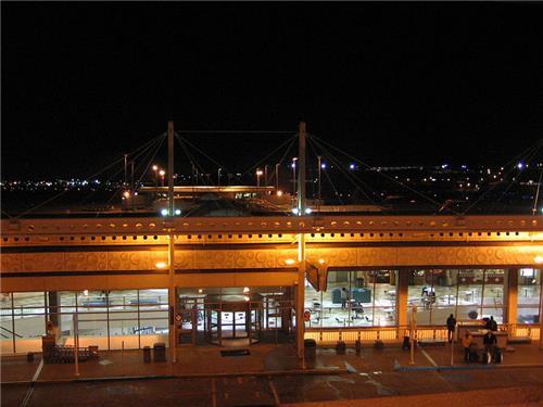 Airport in Birmingham