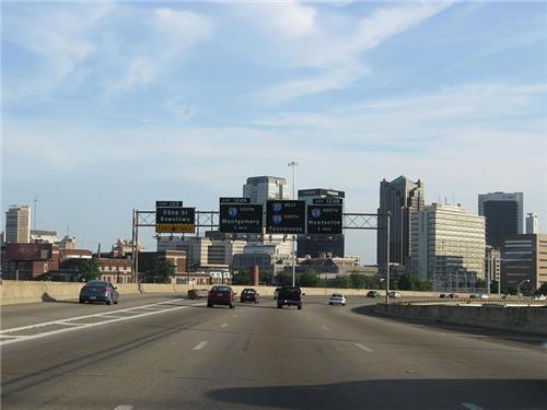 Birmingham by Car